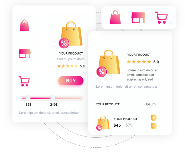 Responsive Ecommerce Online Marketing and Media